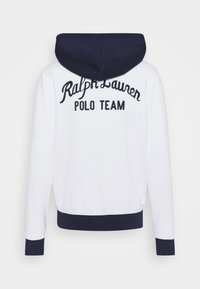 Polo Ralph Lauren - Zip-up hoodie - white/multi - 7