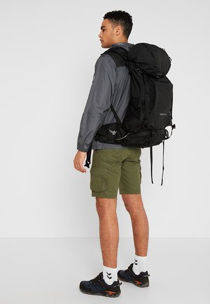 KESTREL - Hiking rucksack - black