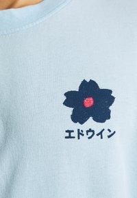Edwin - HANADOBORO - Print T-shirt - cereluan - 4