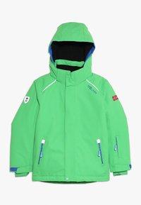 TrollKids - KIDS HOLMENKOLLEN SNOW JACKET PRO - Snowboard jacket - bright green - 0