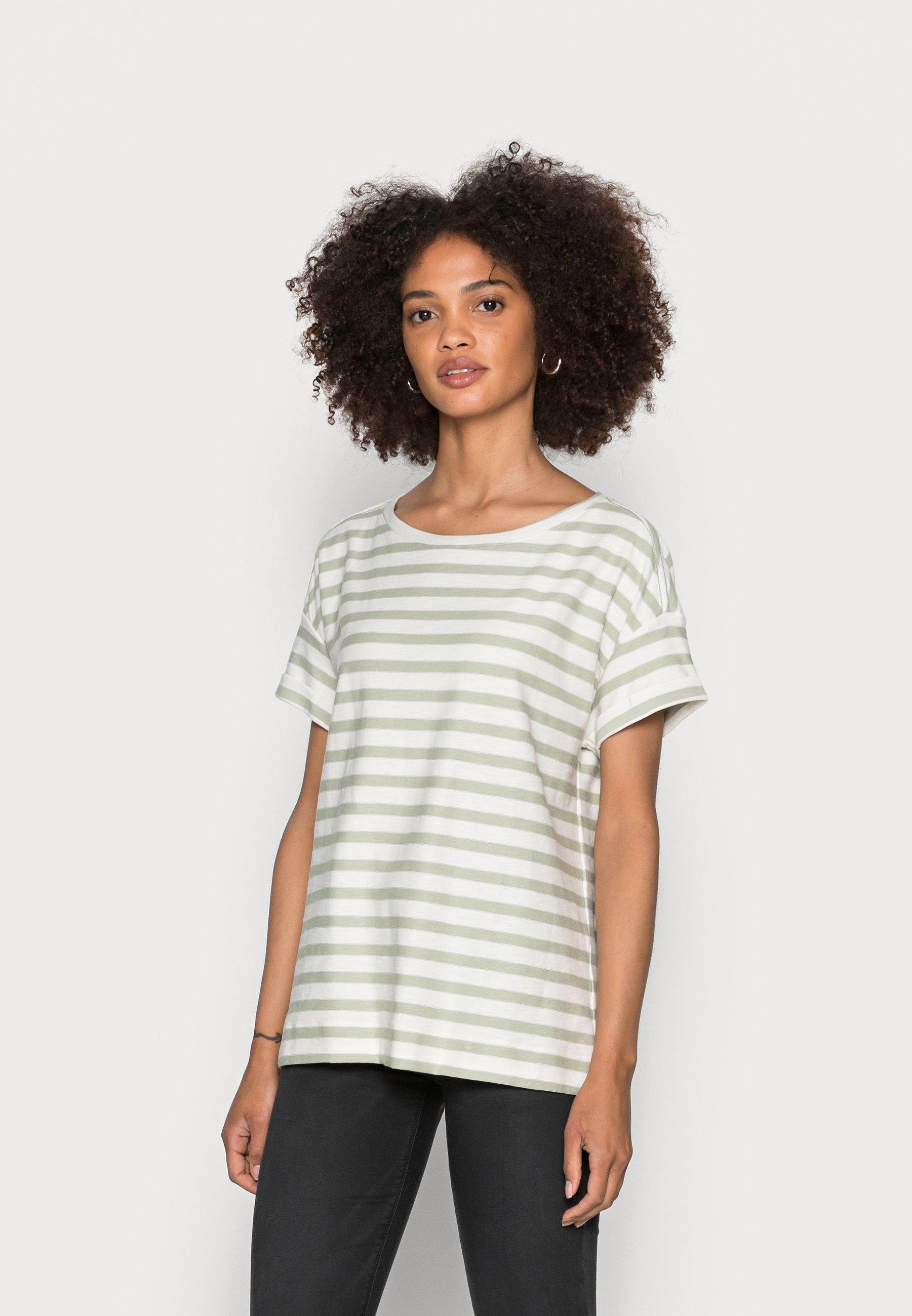 Damen COO STRIPE - T-Shirt print
