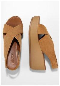 Inuovo - Platform sandals - sd scissors - 2