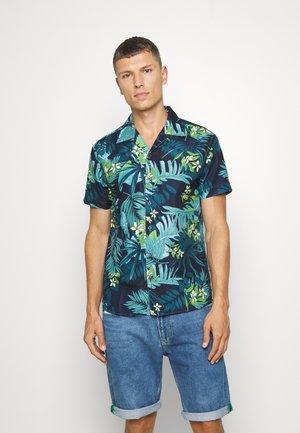 CUBA EXOTIC - Shirt - blue