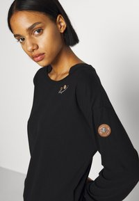 Ragwear - NEREA - Long sleeved top - black - 3