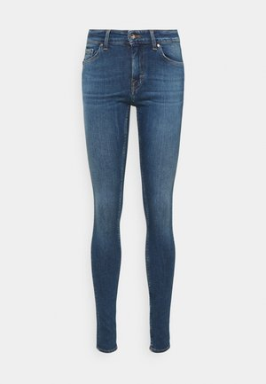 SLIGHT - Skinny džíny - royal blue