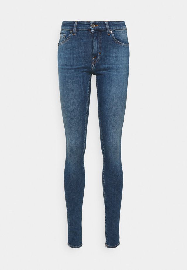 SLIGHT - Jeans Skinny Fit - royal blue