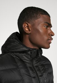 Diesel - W-DWAIN JACKET - Light jacket - black - 3