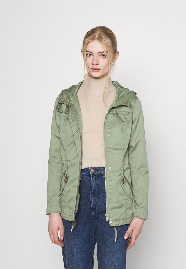 ONLLORCA - Parka - hedge green