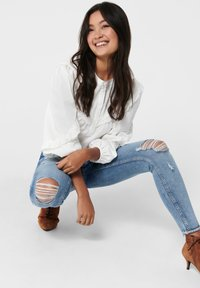 ONLY - ONLBLUSH LIFE - Jeans Skinny Fit - light blue denim - 3