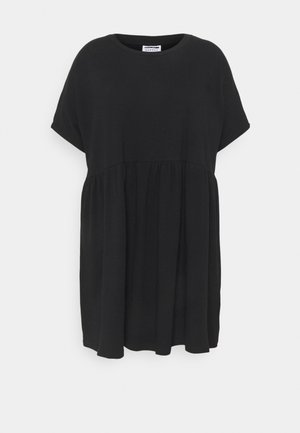 NMKERRY SHORT DRESS - Jersey dress - black