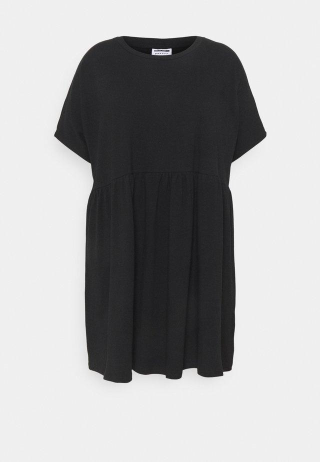NMKERRY SHORT DRESS - Jerseyklänning - black
