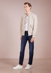 BOSS - TABER  - Slim fit jeans - navy - 1