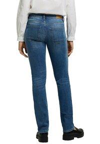 Esprit - Straight leg jeans - blue medium washed - 6