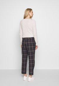 Trendyol - Spodnie materiałowe - multi color - 2