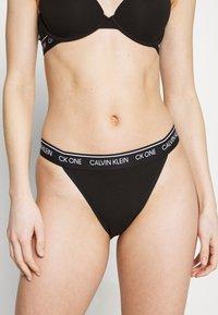 Calvin Klein Underwear - BRAZILIAN - Slip - black - 0