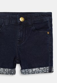 Esprit - Denim shorts - dark indigo denim - 3