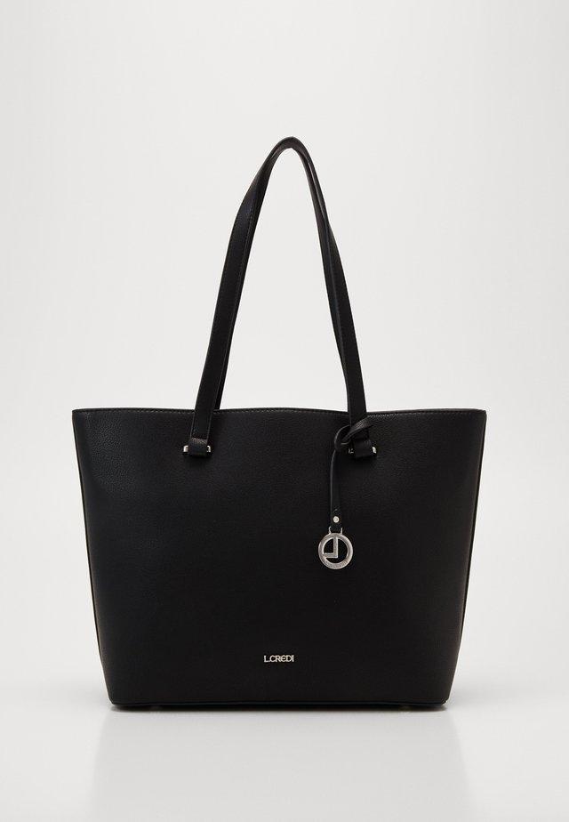 FILIPPA - Handtas - schwarz
