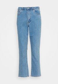Missguided Petite - Straight leg jeans - blue - 4