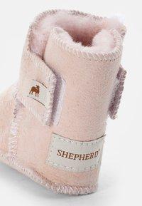 Shepherd - BORÅS - First shoes - pink - 5