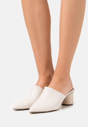 MADILYNN - Heeled mules - ice