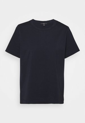 BASIC  - T-shirts basic - navy