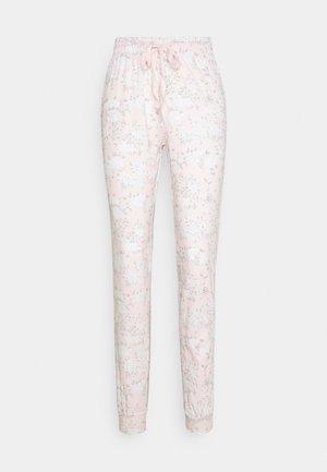 PRINTED CUFF  - Pyjama bottoms - pink