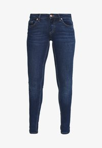 ONLY - Jeans Skinny Fit - dark blue denim - 3
