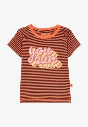 TEE BABY ZGREEN - Camiseta estampada - living coral