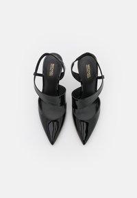 MICHAEL Michael Kors - JULIET SLING - Classic heels - black - 4