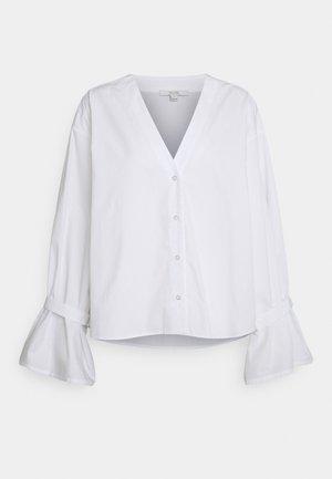 MARCEL COTTON - Bluzka - white