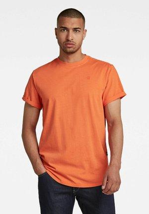 LASH R - T-shirt - bas - signal orange gd
