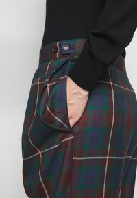 Vivienne Westwood - ALCOHOLIC TROUSERS - Trousers - brown - 6