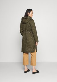 comma casual identity - Classic coat - khaki - 2