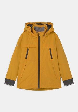 RUR - Outdoor jacket - gebranntes gelb