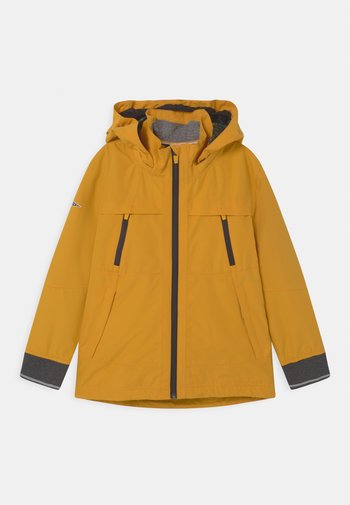 RUR - Outdoorová bunda - gebranntes gelb