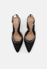 Missguided - TRIM HEELED SHOES - High heels - black - 5