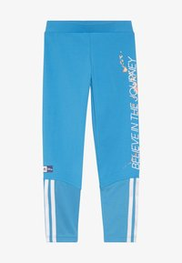 adidas Performance - FROZEN - Leggings - turquoise - 2