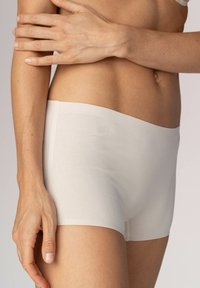 mey - SHORTS SERIE NATURAL SECOND ME - Pants - new pearl - 3