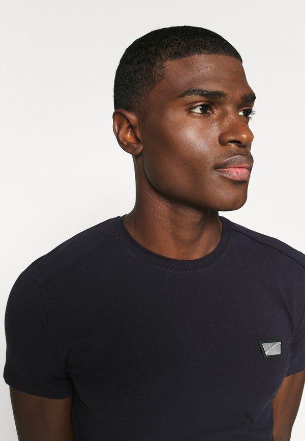 Antony Morato SUPER SLIM FIT - T-shirt basic - ink blu/niebieski Odzież Męska FPDN