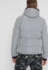 Superdry - SNOW SHADOW  - Skidjacka - carbomised grey - 2
