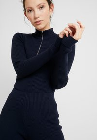 EDITED - ALISON JUMPER - Strickpullover - navy - 0