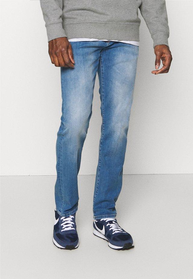 HOLLYWOOD - Straight leg jeans - antares wash