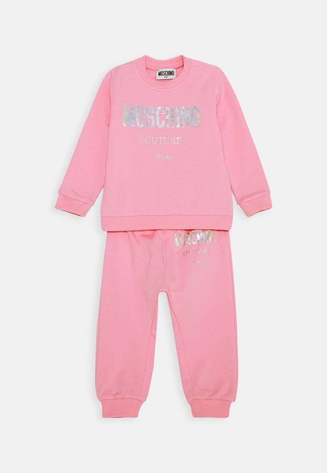TRACKSUIT SET - Sweatshirt - sweet pink