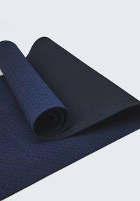 OYSHO - 5MM YOGA MAT - Fitness / Yoga - dark blue - 2
