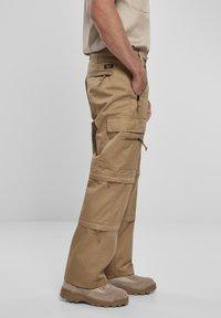 Brandit - SAVANNAH - Cargo trousers - camel - 4