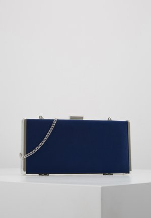 ADELE BOX - Clutch - navy