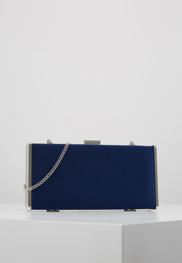 ADELE BOX - Clutch - navy