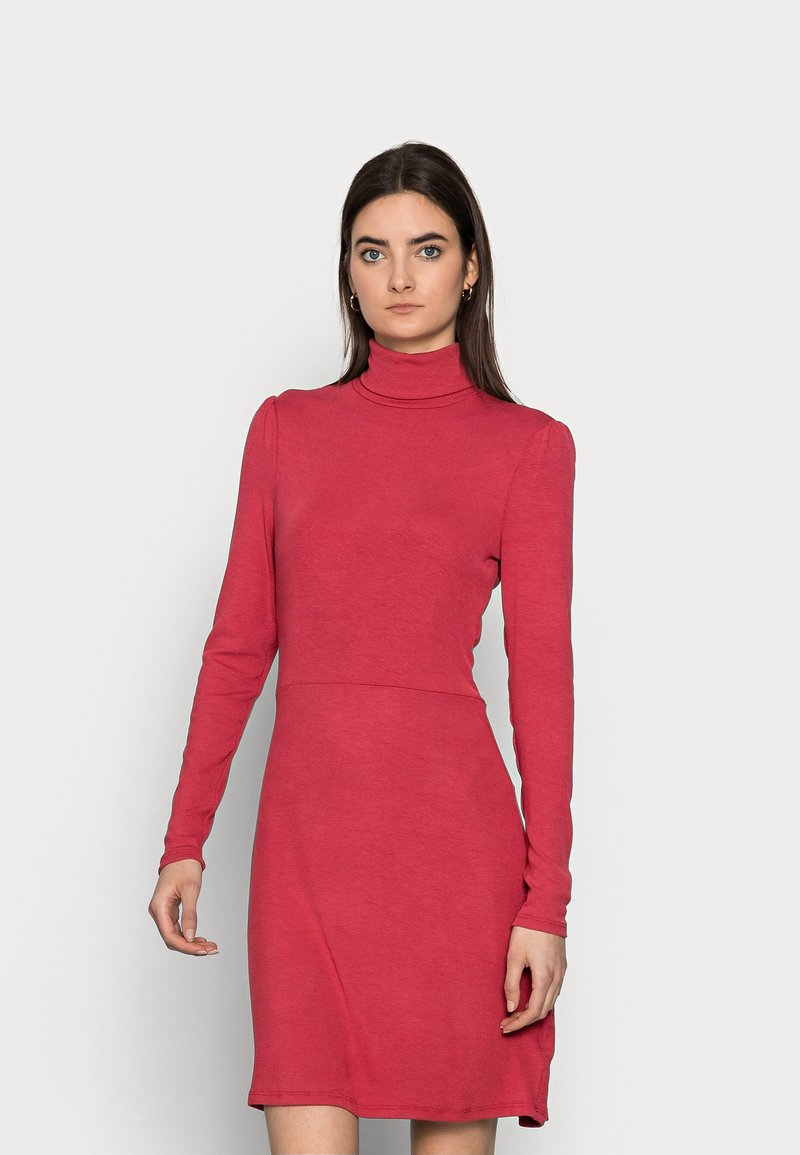 Glamorous Tall - LADIES DRESS - Jersey dress - burnt orange