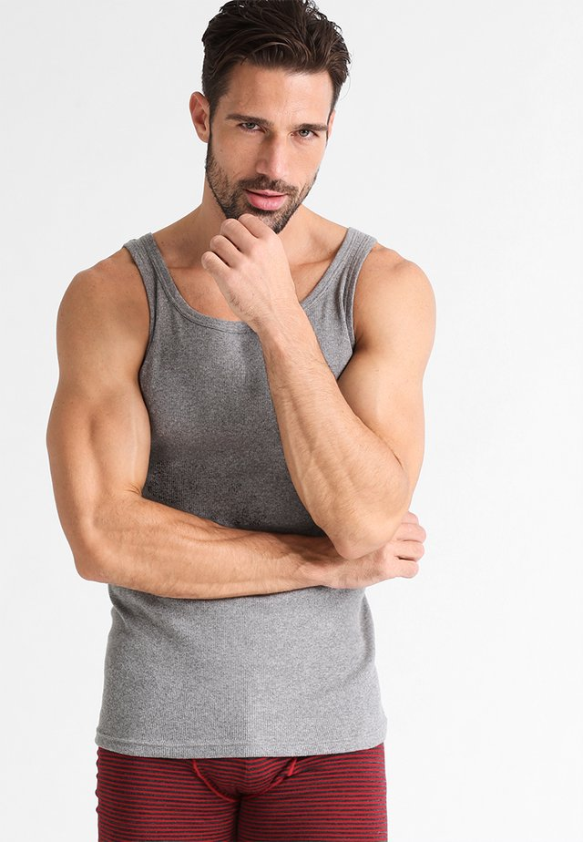 Undershirt - grey melange
