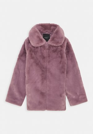 NKFMAMY JACKET - Winterjas - wistful mauve